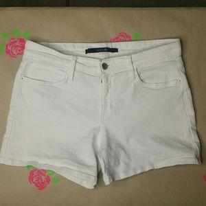 Joe's Jeans Jenny White Shorts Size 28